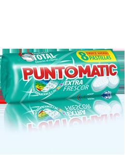 Pastilas Puntomatic Extra Frescor (8)