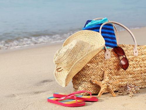 evitar robos en la playa con métodos caseros