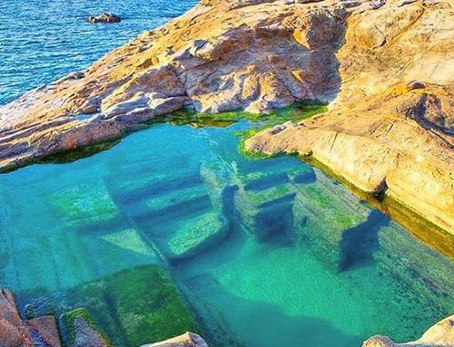 playas curiosas espana