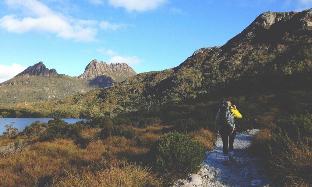 el senderismo, una estupenda opción de otoño