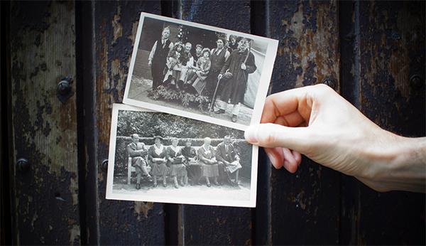 conservar fotografías antiguas